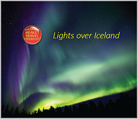 Lights over Iceland
