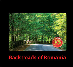 Back roads of Romania