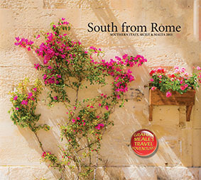 South from Rome